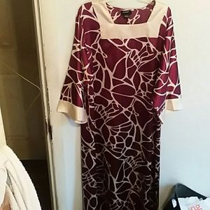 House attire, casual dress